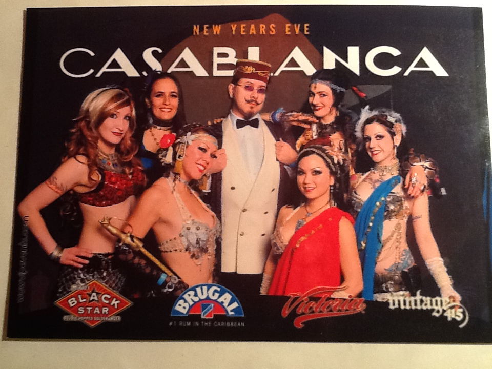 New Years Eve 2013 Events